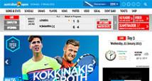 全豪オープンテニス2015の優勝予想オッズと錦織圭の対戦カードは!?